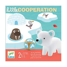JUEGO LITTLE COOPERATION.