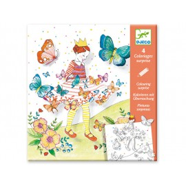 COLOREA LADY BUTTERFLY DJECO
